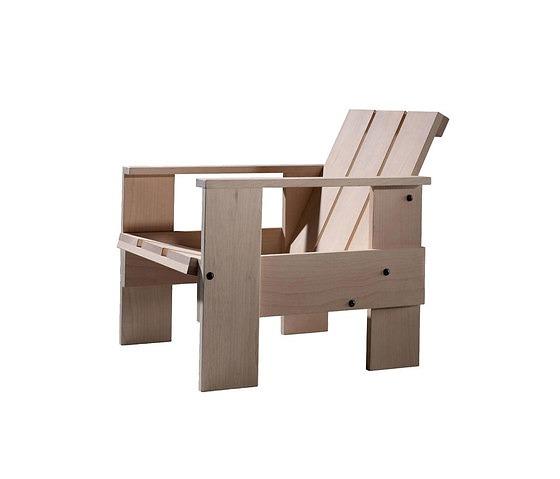 Gerrit Thomas Rietveld Crate Chair