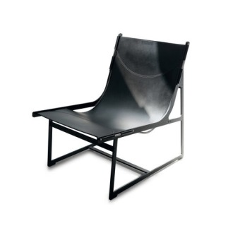Gianluigi Landoni Skin 1105 Lounge Chair