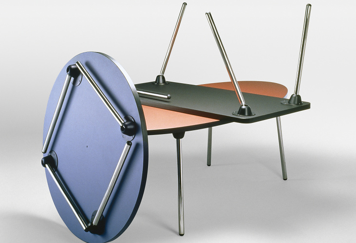 Ginbande Design Wogg 16 Folding Table