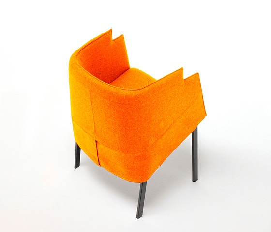 Giopato & Coombes Grace Armchair