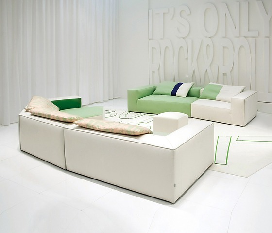 Giorgio Soressi Architettura Sofa System