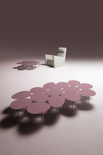 Giorgio Soressi Eggs Table