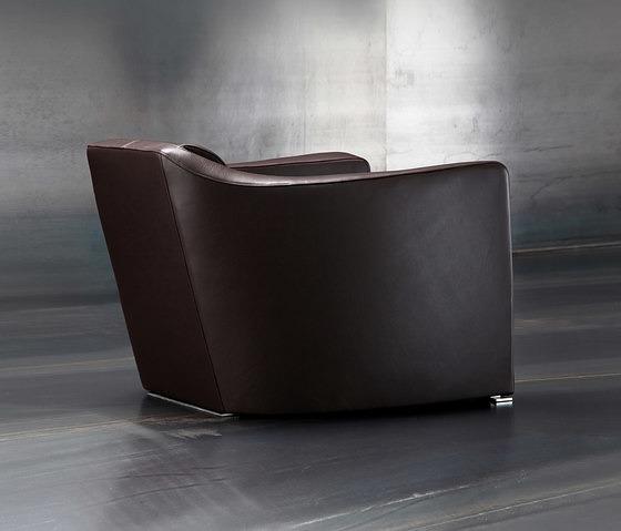 Giorgio Soressi Profile Armchair