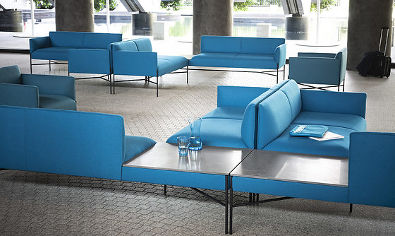 Gordon Guillaumier Chill-Out Seating System
