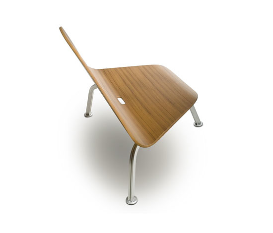 Hannes Wettstein Metis Chair and Table
