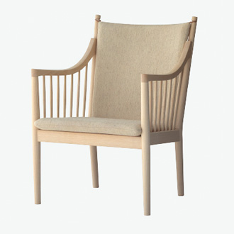 Hans J. Wegner PP105 Easy Chair