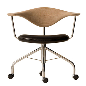 Hans J. Wegner PP502 Chair