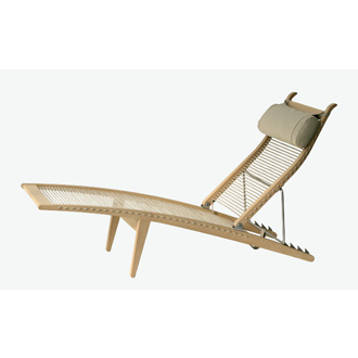 Hans J. Wegner PP524 The Deck Chair