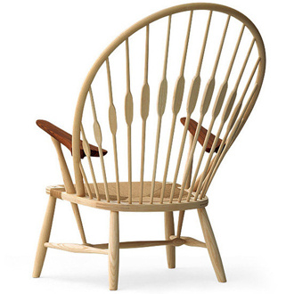 Hans J. Wegner PP550 The Peacock Chair