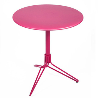 Harald Guggenbichler Flower Pedestal Table