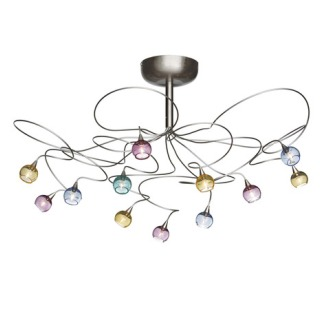 Harco Loor Colorball Ceiling Lamp