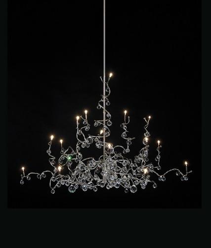 Harco Loor Tiara Diamond Lamp Collection