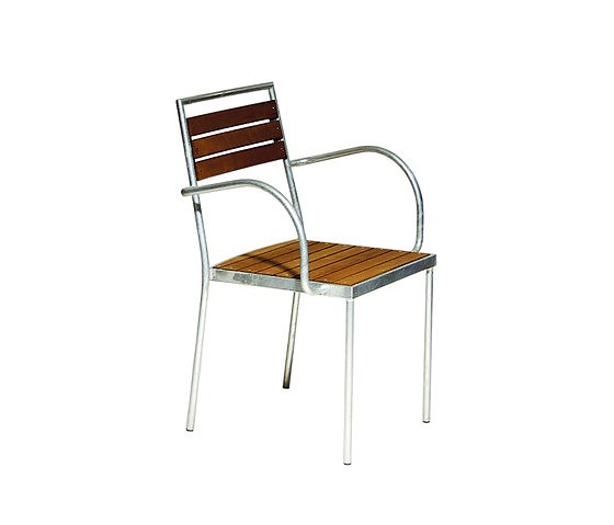 Harri Korhonen C.d. Stack Terrace Chair