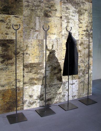 Harri Korhonen Loop Coat Rack