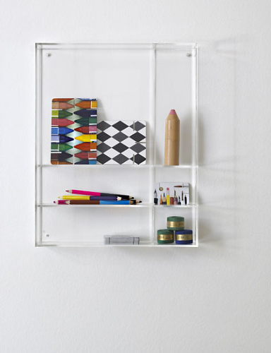 HAY Studio Curiosity Box Shelves