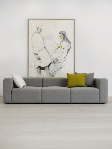 HAY Studio Mags Sofa