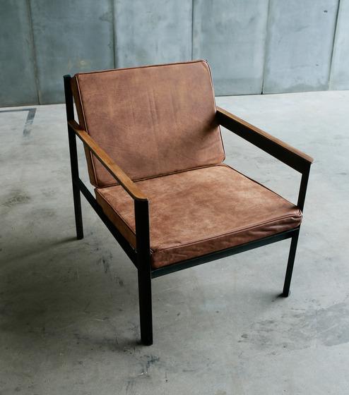 Cargo Brand Furniture: Heerenhuis Cargo II Armchair