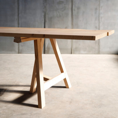 Heerenhuis Trestle Table
