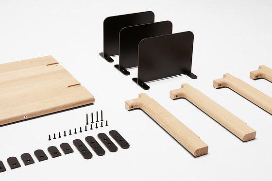 Hierve Basic Shelving System