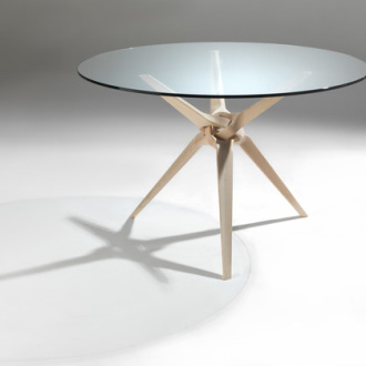 I. Colombo Groove Table