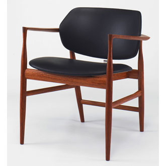 Ib Kofod-Larsen IL-07 Writing Chair