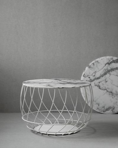 Ida Linea Hildebrand Spin Coffee Table