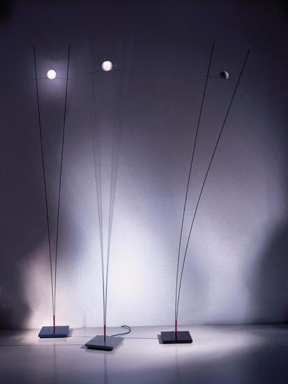 Ingo Maurer and Franz Ringelhan Ilios Lamp