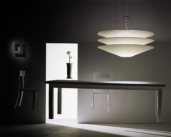 Ingo Maurer Floatation Lamp