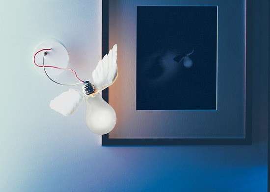 Ingo Maurer Lucellino Lamp Collection