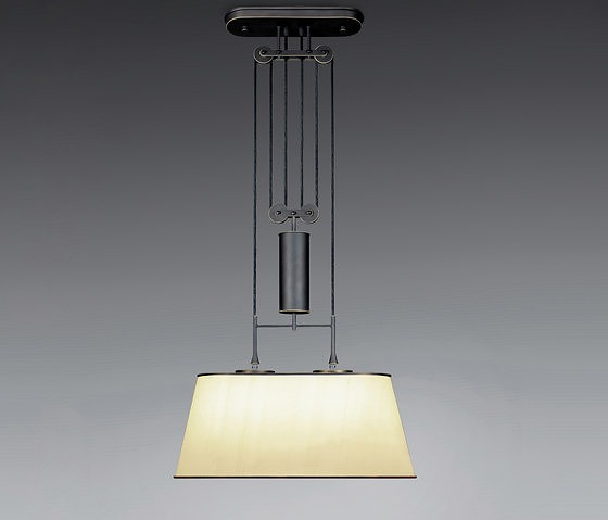 J.T. Kalmar and Jonathan Browning Design Team Zylinderzug Lamp