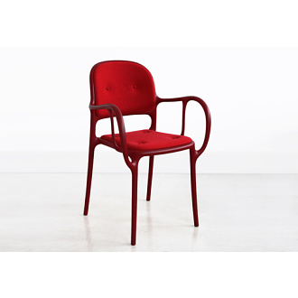 Jaime Hayon Milà Upholstered Chair