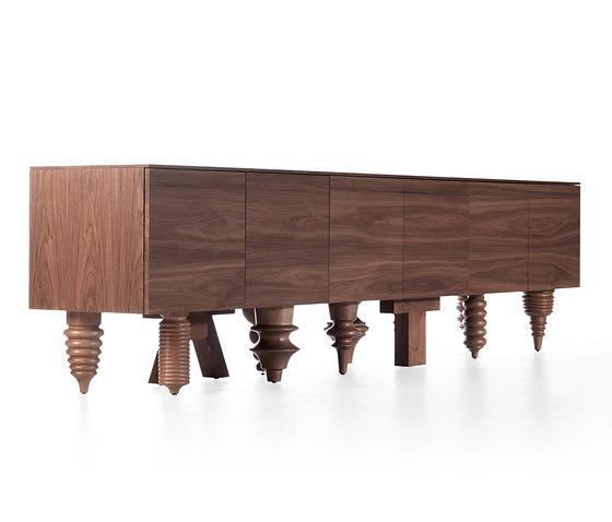Jaime Hayon Showtime Multileg Cabinet