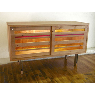 James Sanderson and Michael Iannone Redline Cabinet