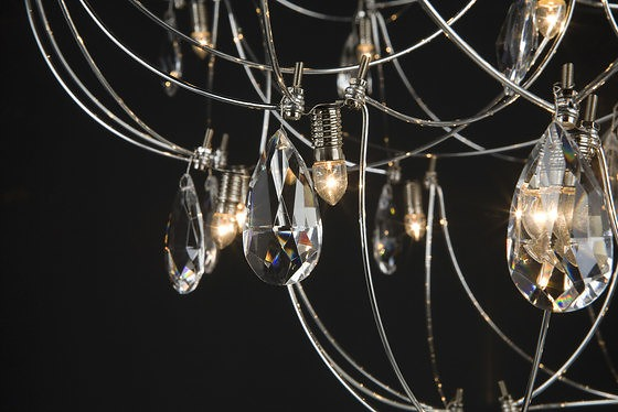 Pauwels crystal galaxy chandelier jan pauwels crystal galaxy chandelier aloadofball Choice Image