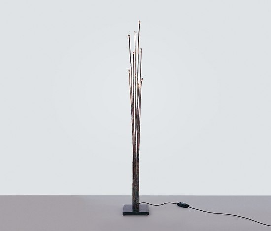 Jan Pauwels Papyrus Lamp