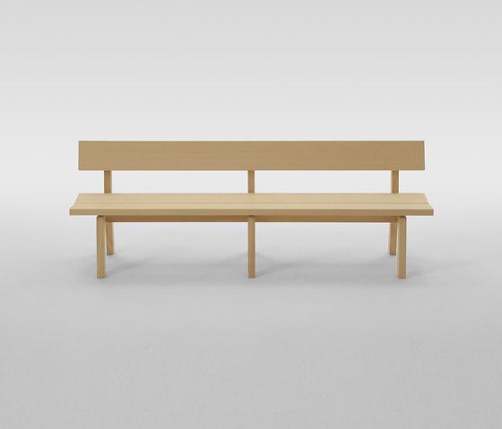 jasper morrison botan bench