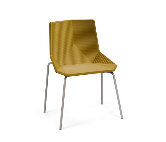 Javier Mariscal Green Chair