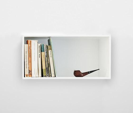 JDS Architects Mini Stacked Shelf System