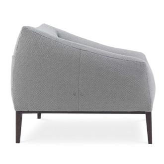 Jean-Marie Massaud Carmel Easy Chair