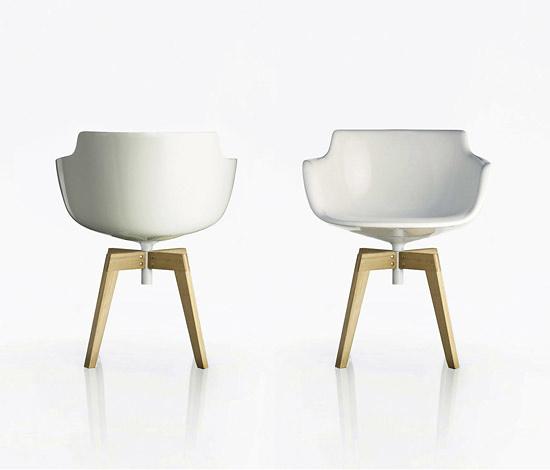 Jean Marie Massaud Flow Chair