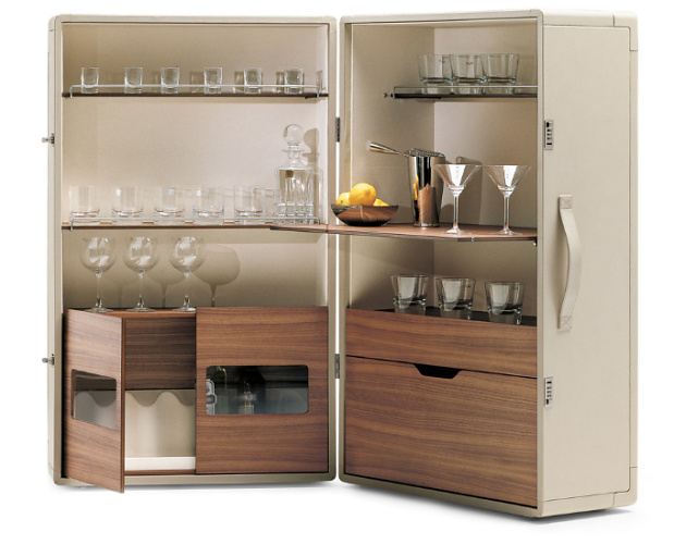 Jean-Marie Massaud Isidoro Drinks Cabinet