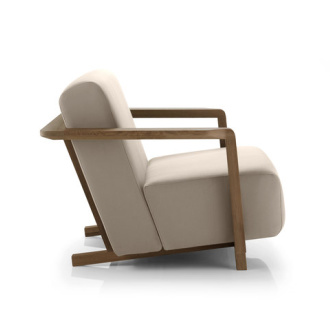Jean Louis Iratzoki and Samuel Accoceberry Ossau Armchair
