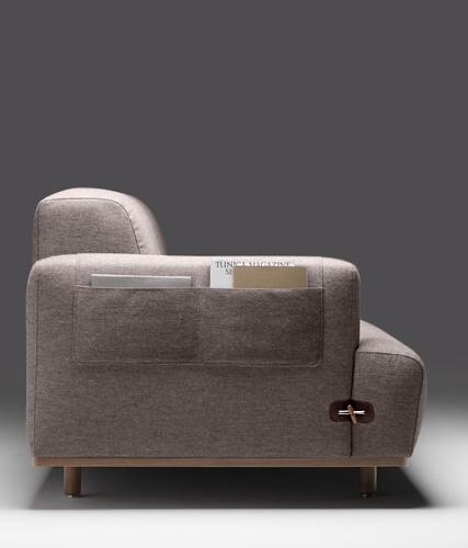 Jean Louis Iratzoki Duffle Sofa System