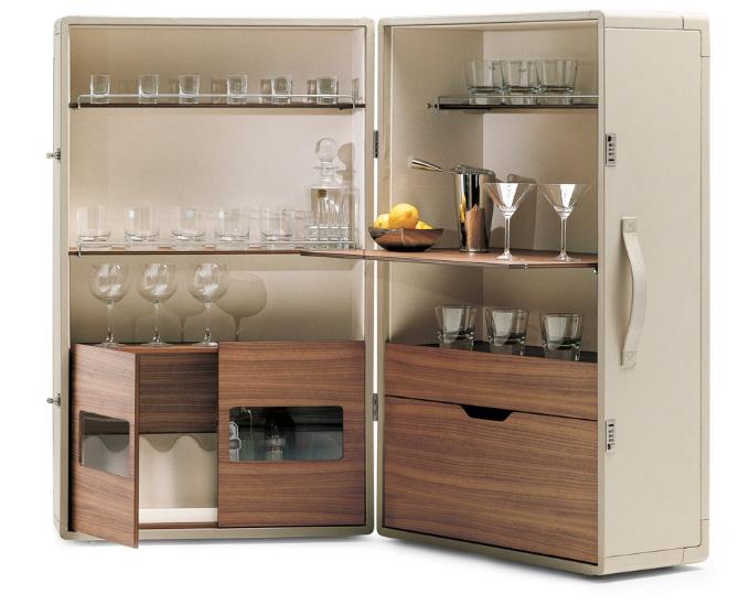 Jean Marie Massaud Isidoro Drinks Cabinet