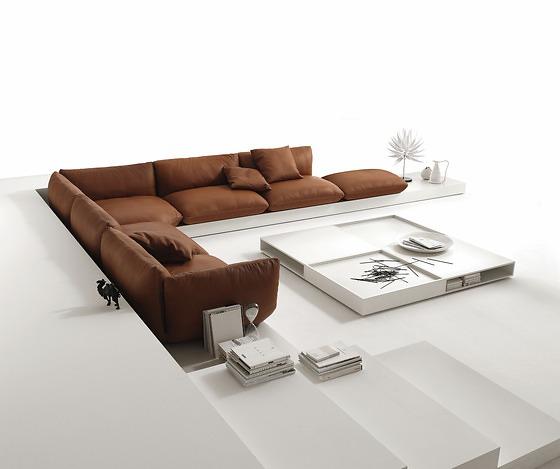 Jehs + Laub Jalis Coffee Table