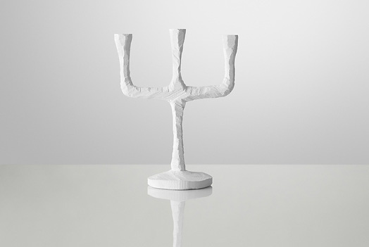 Jens Fager Raw Candle Holder