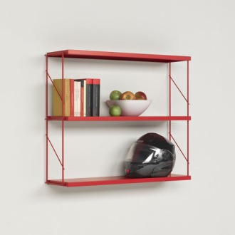 JM Massana and JM Tremoleda Tria Pack Shelving System