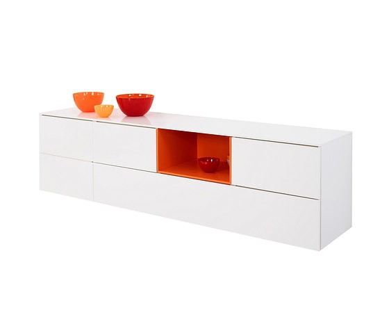 Johannes Hebing Bloc Sideboard Collection