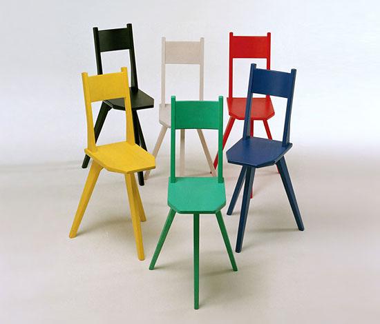 John Kandell Camilla Chair