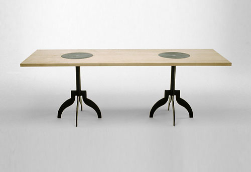 Jonas Bohlin Triptyk Table